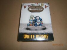 GROMBRINDAL THE WHITE DWARF - 40TH ANNIVERSARY MINIATURE - FACTORY SEALED