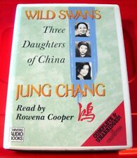 Jung Chang Wild Swans Three Daughters Of China 16-Tape UNABR.Audio R.Cooper Biog