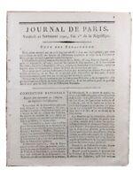 Naissance Convention Nationale septembre1792 République Française Danton Brissot