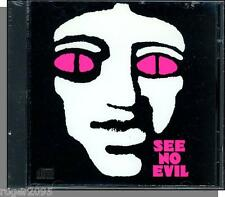 See No Evil - Songs - New 1990, 15 Song Epic CD!