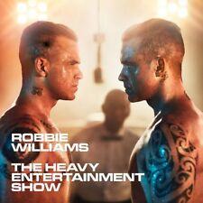 ROBBIE WILLIAMS Heavy Entertainment Show CD NEW 2016