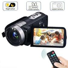 IR Night Vision HD Digital Camcorder 24.0MP 16X Digital Zoom with Remote Control
