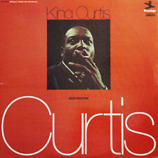KING CURTIS Jazz Groove FR Press Prestige Carrere 68 364, 2 LP