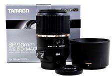 Tamron SP 90mm 1:2.8 Di Macro 1:1 VC USD (für Nikon)