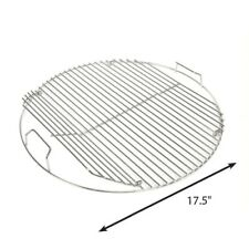"""Grill Care 17433 Stainless Steel Grid Compatible with Weber18.5"""" Charcoal Grills"""