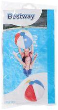 Bestway Wasserball aufblasbar Strandball 41 cm Luftball Beachball Pool Ball Bunt
