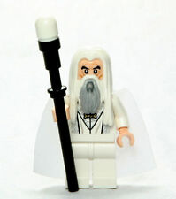 LEGO LORD OF THE RINGS SARUMAN THE WHITE WIZARD 79005 MINIFIG new