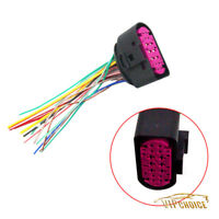 Xenon Headlight Plug Connector Adatper 14 pin For AUDI Q5 Q7 TT A4 S4 A5 A6 A8