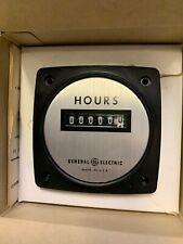 Ge Hour Meter 480 Vac #240711acad New 60 Hz