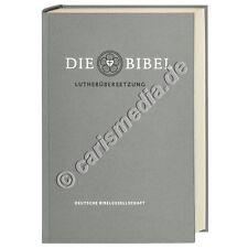 DIE BIBEL: LUTHER 2017 - Lutherübersetzung revidiert - silbergrau *NEU*