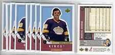 2X MARCEL DIONNE 1999 00 Upper Deck Retro #103 NMMT lot 2 for.99 Blackhawks