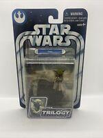 2004 Star Wars Original Trilogy Collection Yoda # 02 Empire Strikes Back