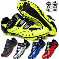 Cycling Shoes MenS Outdoor Sport BicycleS Shoes Self-Locking Professional Racing