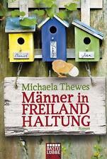 Thewes, M: Männer in Freilandhaltung von Michaela Thewes (2012, Taschenbuch)