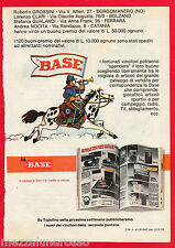 Pubblicità Advertising CATALOGO La Base 1978 (2)