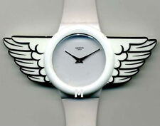 Jeremy Scott x Swatch Watch Uhr White Winged Watch NIB Limited & Sold Out !