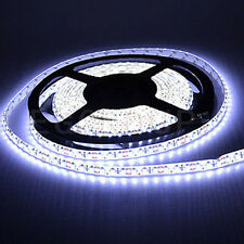 White 5M 300LED 5050 SMD Waterproof Flexible Strip Light Outdoor 12V Rope Lamp
