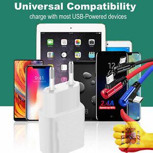 Cargador rapido USB 5V 2A compatible Xiaomi REDMI 8 / 8A fast charging