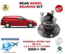 HINTERACHSE RADLAGERSATZ FÜR OPEL ASTRA H MK-V Astravan 2005-2013