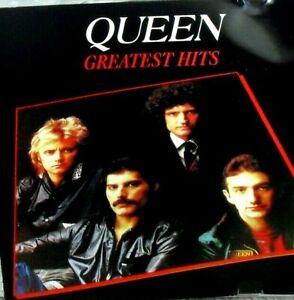 QUEEN - GREATEST HITS CD ALBUM 1992