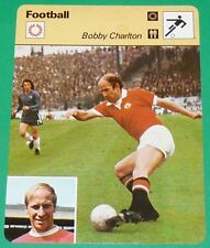 FOOTBALL FIRST DIVISION ENGLAND BOBBY CHARLTON MANCHESTER UNITED 1966
