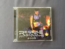 2  CD REGGAE GOLD 2005 - Sean Paul Jah Cure Daddy Yankee Pitbull Sizzla Kiprich