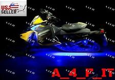 Universal LED Multicolor Wireless Polaris Arctic Cat Yamaha Ski DOO Snowmobile