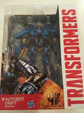 Transformers Generations *Autobot Drift* Age of Extinction  Voyager Class