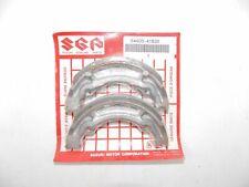 NOS SUZUKI 1999 REAR SHOE SET BRAKE AZ50 TR50 AG100 64400-41820