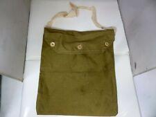 WW2 DOCUMENT BAG STAMPED H.&S.W.O 1940
