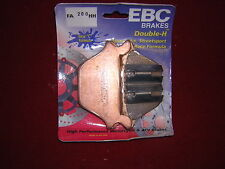 Harley Davidson FXD/FXDL Late 87-99 EBC FA200HH Rear Brake Pads Sintered. New(