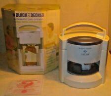 Black & Decker Lids Off (White) Automatic Electric Jar Opener Jw200