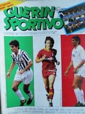 Guerin Sportivo n°41 1983   con film del Campionato [GS42]