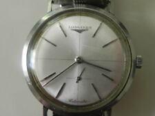 LONGINES AUTOMATIC Vintage Men's Wristwatch  RUNS