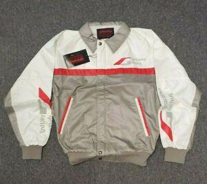 Vintage 1980s Yamaha Georama Motorcycle Windbreaker Jacket Dead Stock Japan NEW