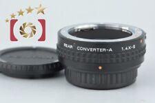 Excellent!! PENTAX Rear Converter-A 1.4x S