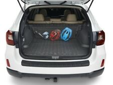 Envelope style trunk cargo net Rear Seat Back for Subaru Outback 2015 16 17 2018