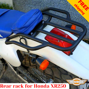 For Honda XR250R rear rack XR250 Baja Rear luggage rack Reinforced XR250R Motard