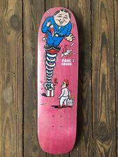 Polar Jacob Ovgren Paul Grund Skateboard Deck
