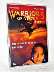 Warriors of Virtue (DVD, 1999 Family Entertainment) charming fantasy for all NEW