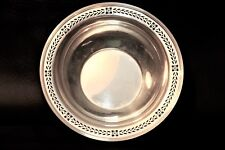 Tiffany & Co Sterling Silver Bowl small Approx 6.5 in  Approx 170 gr Vintage