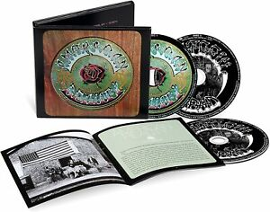 THE GRATEFUL DEAD - AMERICAN BEAUTY 50th ANNIVERSARY DELUXE [3 CD] NEW & SEALED