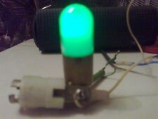 TLZ-3-2 neon (green glow) tubes. Lot of 3 pc. NOS!