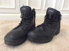 Magnum Patrol UK 13 Ankle Biker Black Work Boots CE Certified Nitrile Rubber W16