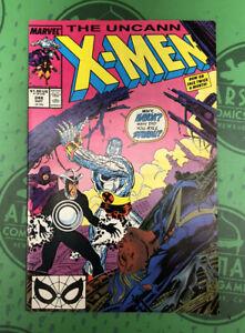 Uncanny X-Men #248-250 1989 Wolverine Marvel 1st Jim Lee art on the X-Men!