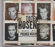 Die Toten Hosen-Pushed Again cd maxi single