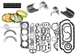 "Honda Isuzu 2.6L ""4ZE1"" 8-Valves SOHC NEW Full Engine Gasket Set *RE-RING KIT*"