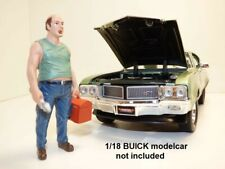 Hanging out Mechanic Cool Beta Figurine Figurines 1 18 American Diorama No Car