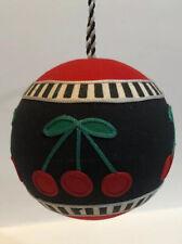 Mary Engelbreit Cherry Cherries Christmas Ornament
