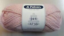 Patons Jet 12 Ply #846 Blush Pink Wool & Alpaca 50g